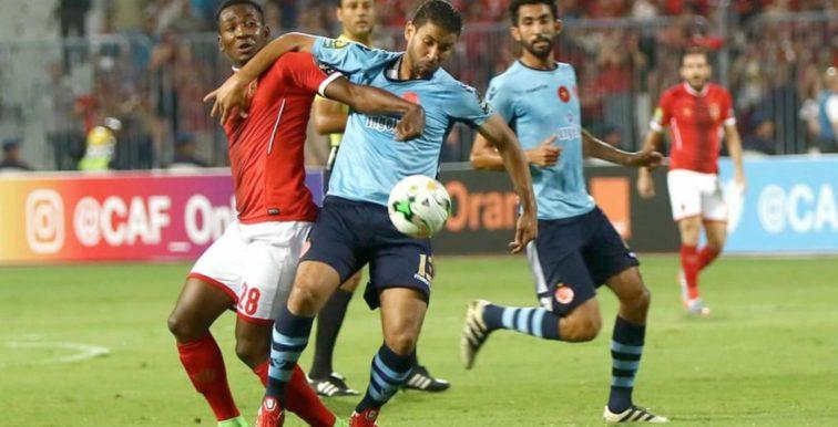 LDC (finale aller) : Al Ahly 1–1 WAC