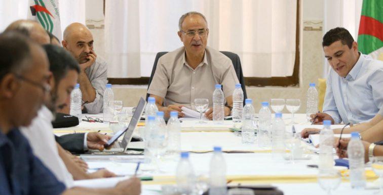 LFP : Ali Malek chargé de la gestion administrative