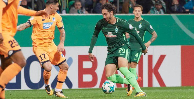 Werder : Belfodil buteur et homme du match