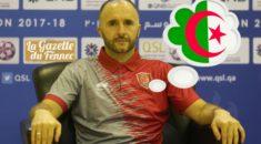 Djamel Belmadi en pôle position pour succéder à Alcaraz !