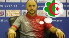 EN : Djamel Belmadi quitte Al Duhail… pour rejoindre l'Algérie ?