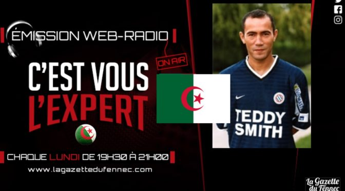 «C'est vous l'Expert» : Omar Belbey invité à l'antenne !