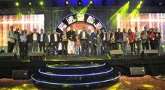 Soulier d'Or 2017 d'El Khabar Erriadhi : Ahmed Gasmi sacré