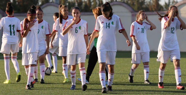 U17 féminin: l'Algérie qualifiée après le forfait du Mali