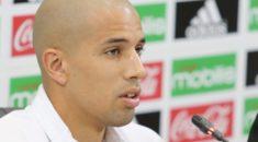 Feghouli : « Il faut revenir à un jeu simple, direct et se battre »