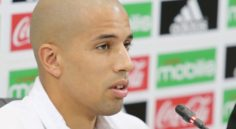 EN : Feghouli donne ses explications