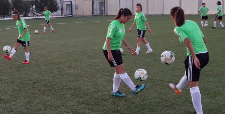 Mondial 2018 féminine U20 : Ghana 5-0 Algérie !