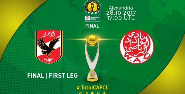 LDC : les dates de la finale Al Ahly (EGY) – WAC (MAR)
