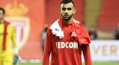 Monaco : Ghezzal non-convoqué face à Besiktas