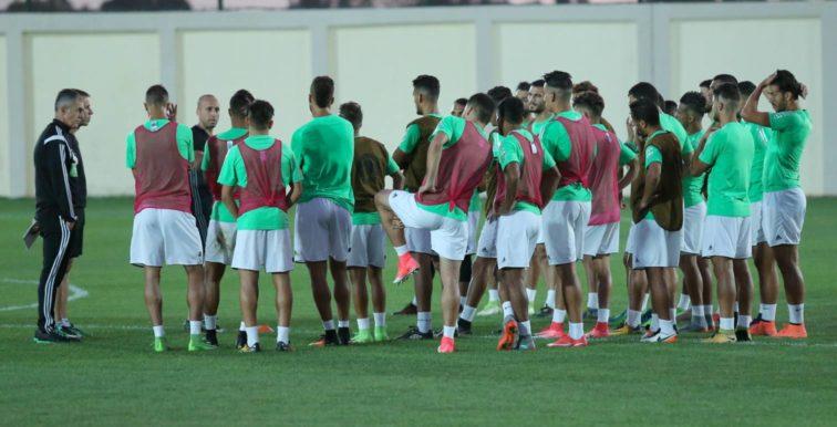 EN A' : le match amical face à l'Arabie Saoudite se jouera à Cadix