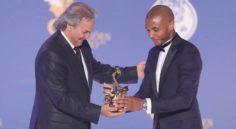 Porto : Brahimi désigné Dragon d'Or et honoré par Madjer