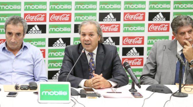 La liste des 23 de Madjer : avec Chaouchi et Djabou, sans M'Bolhi ni Feghouli !