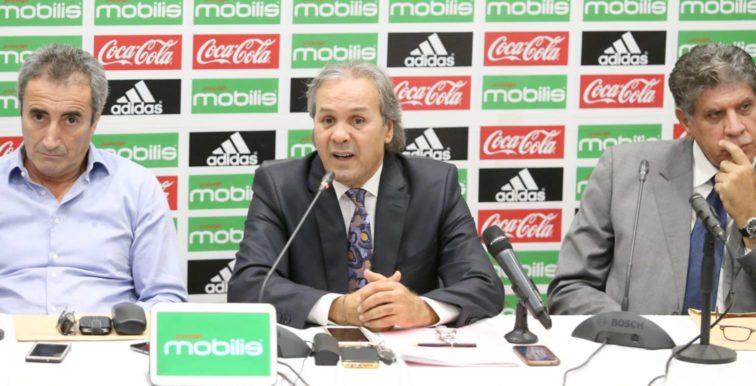 Algérie-Cap Vert : conférence de presse de Madjer à 15h
