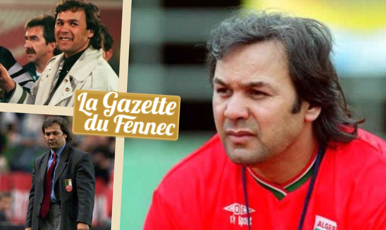 madjer parcours