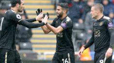 Résultats Foot #9 : Mahrez encore décisif, Bentaleb toujours sur le banc