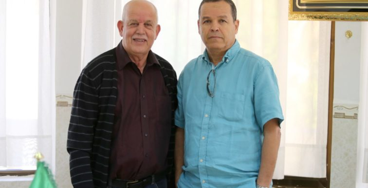 FAF : Conférence de presse de Saâdane le 30 novembre