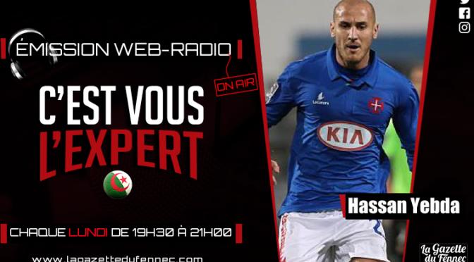 «C'est vous l'Expert» : Boumediene Allam en plateau, Hassan Yebda à l'antenne !