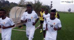 Rép. Centrafricaine : 24 joueurs pour le rendez-vous face à l'Algérie