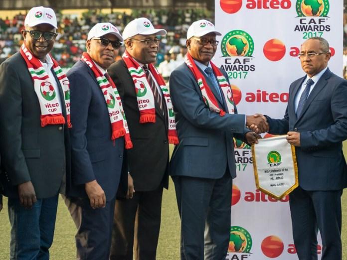 Afrique : AITEO nouveau sponsor des CAF-Awards