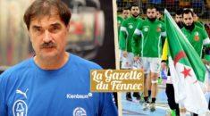 CAN 2018 de handball : Hasanefendic ne sera pas le sélectionneur des Verts !