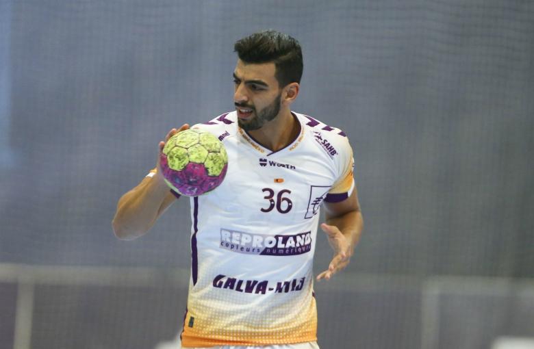 Abdelkader Rahim (Selestat) handball