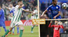 Résultats Foot #11 : Boudebouz ouvre son compteur, Mahrez enchaine