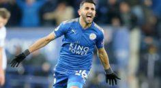 Leicester : Le but venu d'ailleurs de Mahrez face à Tottenham