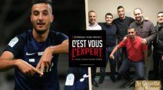 Redouane Kerrouche : « L'Algérie ? Oui c'est un rêve de jouer avec la sélection »