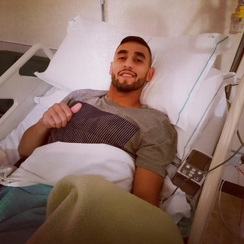 ghoulam operation hopital