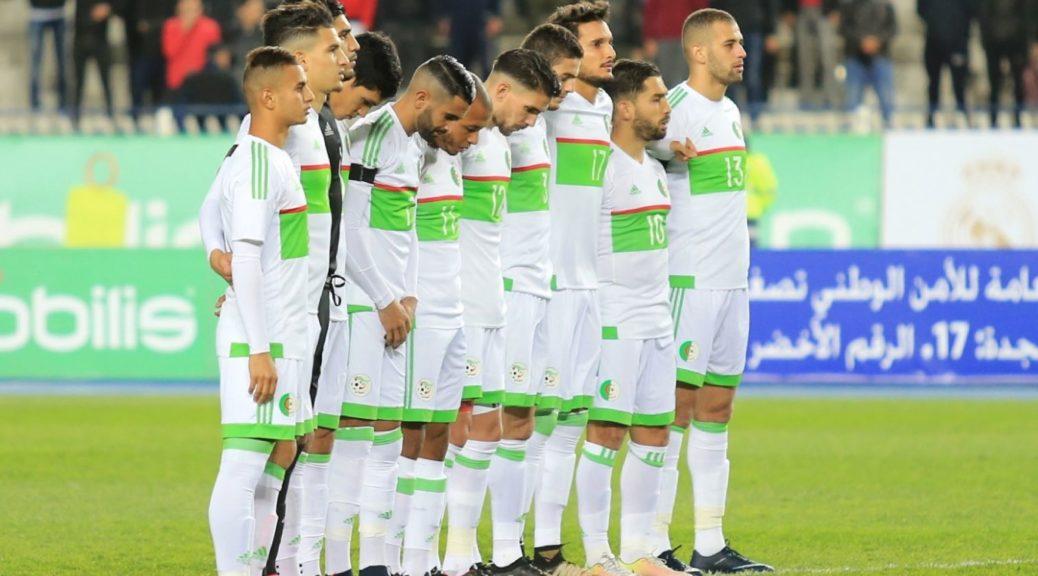 hommage algerie centrafrique onze