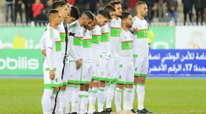 Classement Fifa : l'Algérie termine l'année à la 58e place
