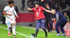 Lille : Yassine Benzia au soutien de Marcelo Bielsa