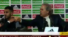 EN : Rabah Madjer dépasse la ligne rouge !