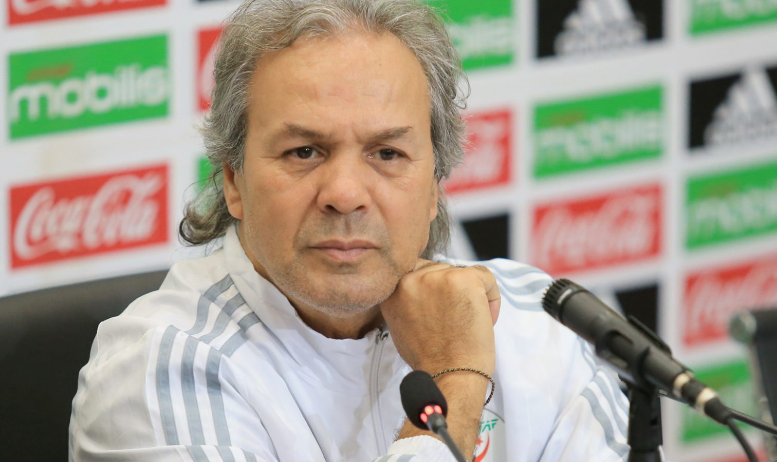madjer conference clash