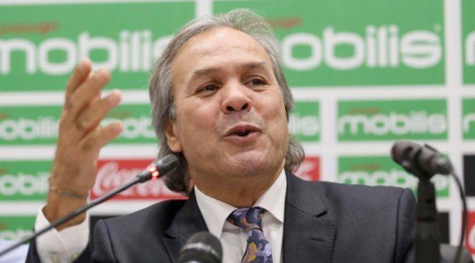 Madjer : «Je n'ai aucun problème avec Feghouli et M'Bolhi»
