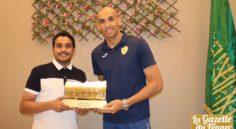Arabie Saoudite : Doukha nominé pour le trophée du meilleur gardien