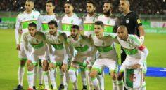 Classement FIFA : l'Algérie pointe toujours à la 60ème place