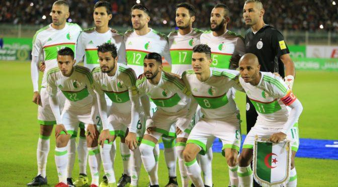 Classement FIFA : l'Algérie gagne 3 places et pointe au 64ème rang mondial