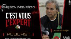 «C'est vous l'Expert» : Analyse de la liste de Madjer !