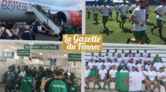 Rugby : le XV d'Algérie à pied d'œuvre en Zambie et prêt pour le combat !