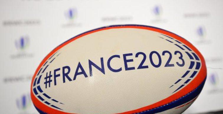 Mondial de rugby 2023 : La France désignée pays hôte