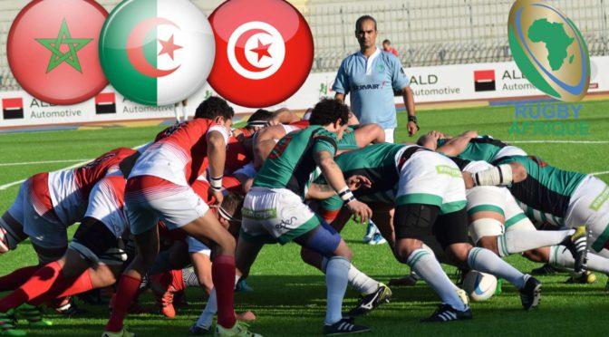 Rugby : le XV d'Algérie participera au Tri-Nations du Maghreb à Oujda