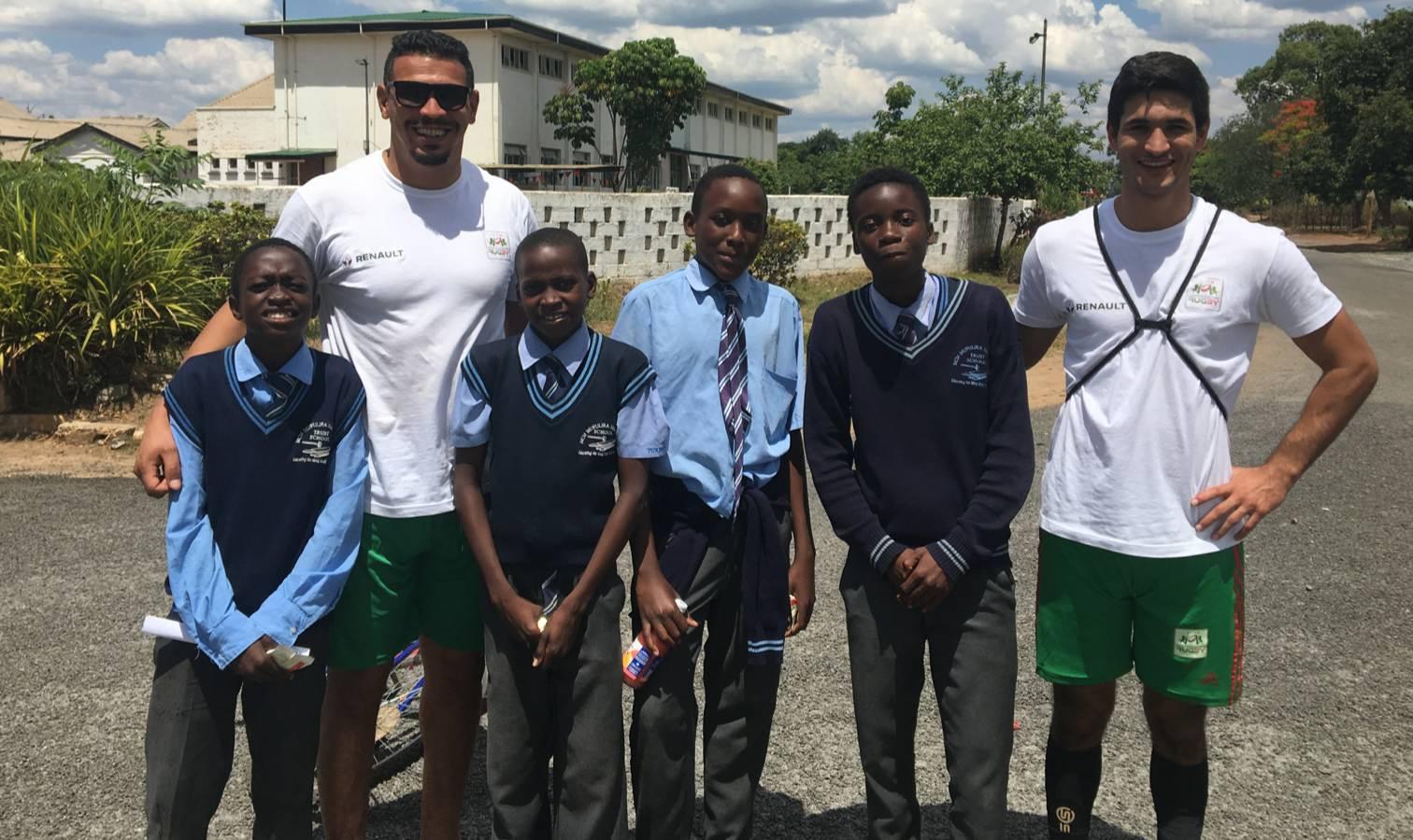 rugby zambie enfants