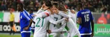 Algérie – Centrafrique (3-0) : une victoire sans la manière