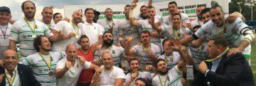 Rugby : l'Algérie domine la Zambie (30-25) et remporte l'African Bronze Cup 2017 !
