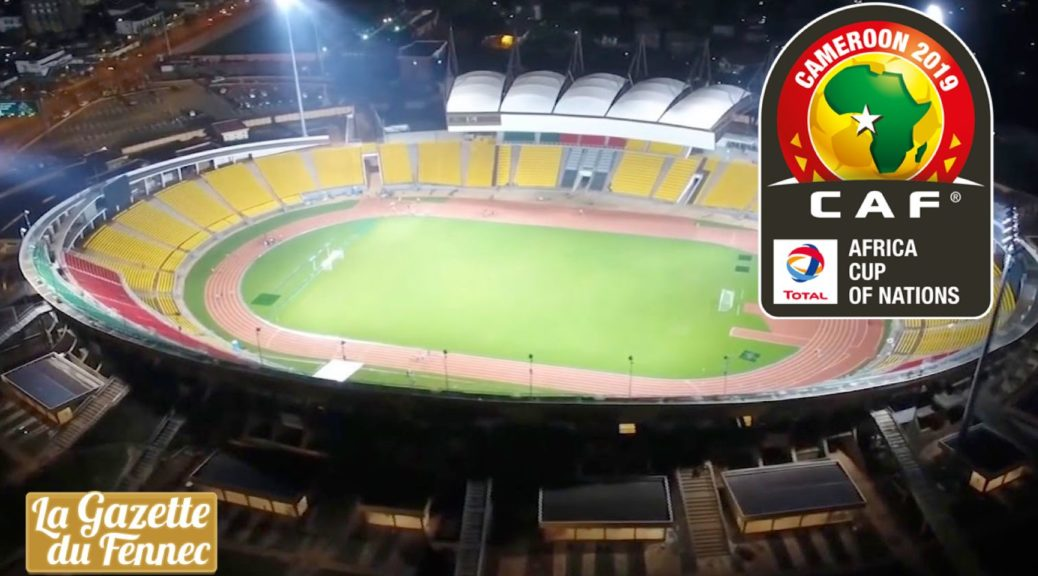 stade cameroun CAN 2019