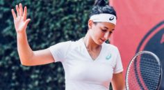 Tennis : Inès Ibbou s'incline en finale mais gagne 18 places
