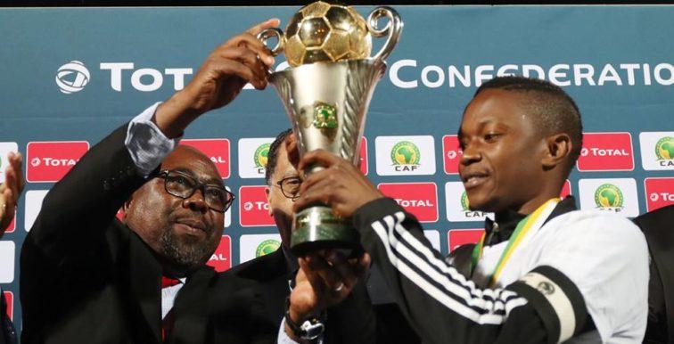 Coupe la CAF : Le TP Mazembe (RD Congo) remporte le titre