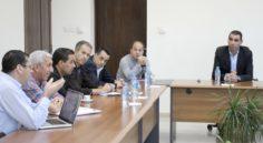 FAF : Zetchi reçoit une délégation de journalistes