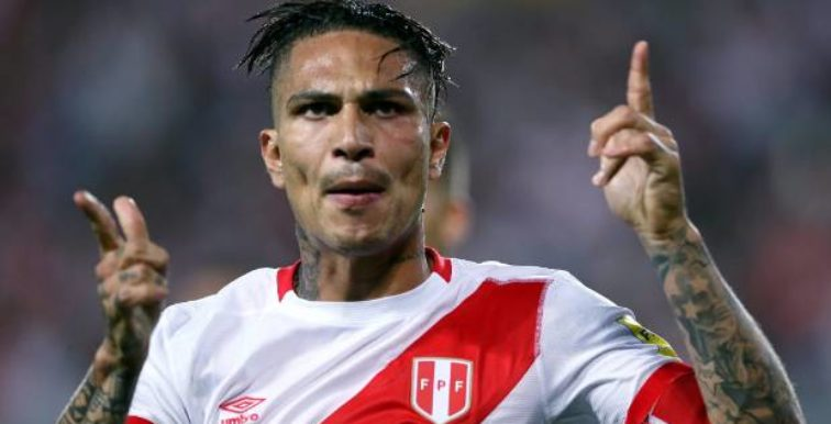 Dopage : la star du Pérou Guerrero privé de Coupe du Monde !
